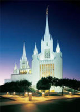 San Diego Temple Deseret Book