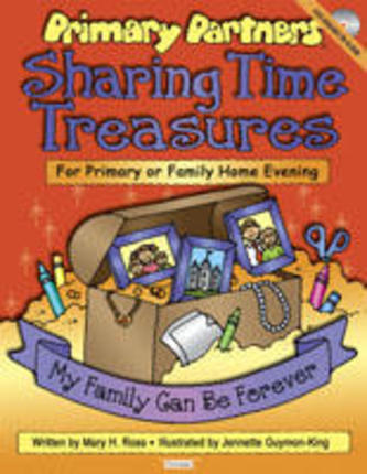 Primary Partners, Sharing Time Treasures: My Family Can Be Forever