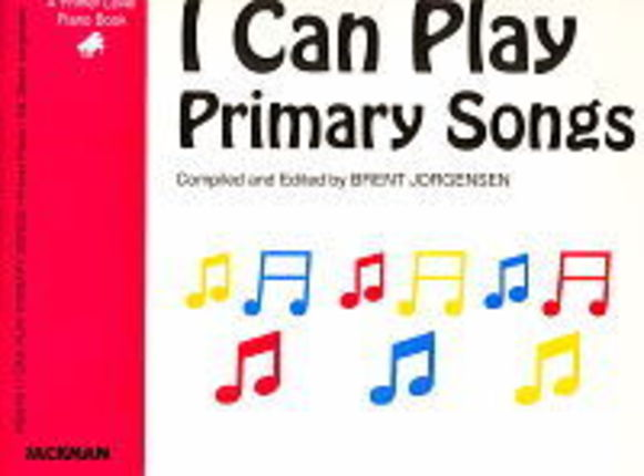 I Can Play Primary Songs