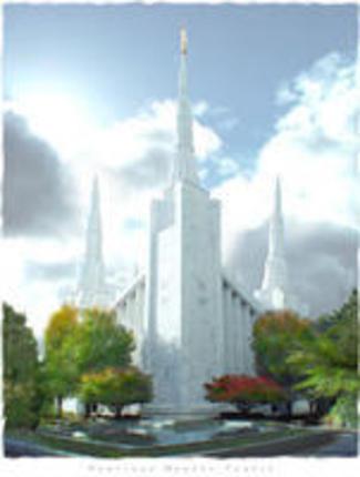 Portland Oregon Temple