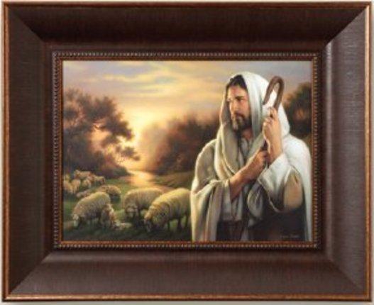 The lord is my shepherd 22x16