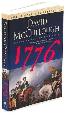 1776 david mccullough essays Revered historian david mccullough covers the martial side of the historic year of 1776 with trait insight and an enthralling description, appending new.