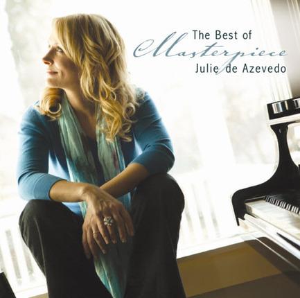 Cd best of julie de azevedo