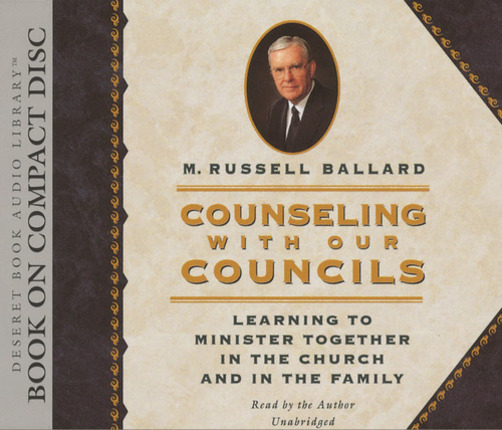 3614284 counseling with our councils