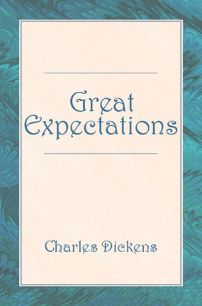 points for great expectations Great expectations london chapman and hall readability: flesch now, another great advantage of all this, is, that it was done without you.
