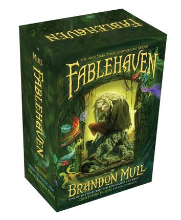 Fablehaven Boxed Set, Vol. 1-3