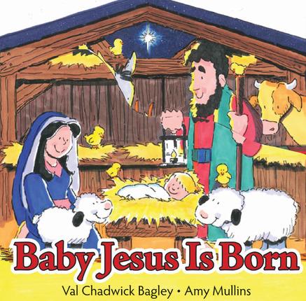 Baby Jesus Is Born Deseret Book