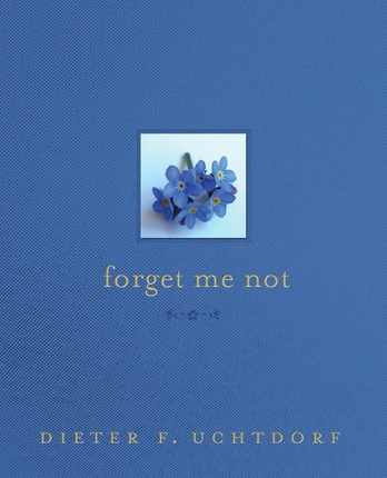 Forget me not cover