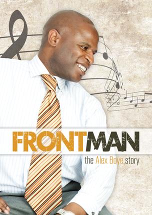 Front man   the alex boye story dvd