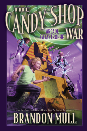 The Candy Shop War, Vol. 2: Arcade Catastrophe