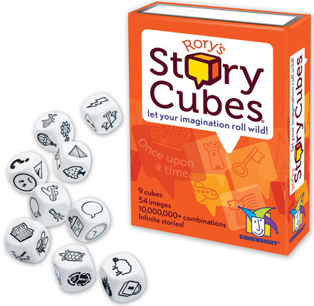 Rory s story cubes
