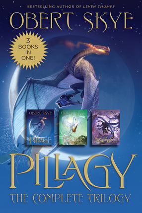 Pillagy trilogy cover book