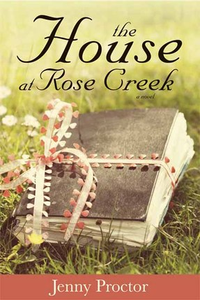 Cover front the house at rose creek lr