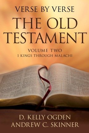 Verse by Verse, The Old Testament Volume 2