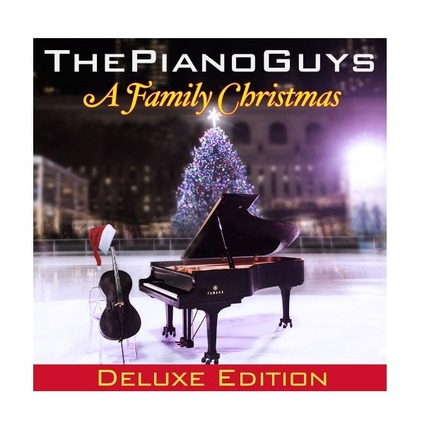 A family christmas the piano guys deluxe edition