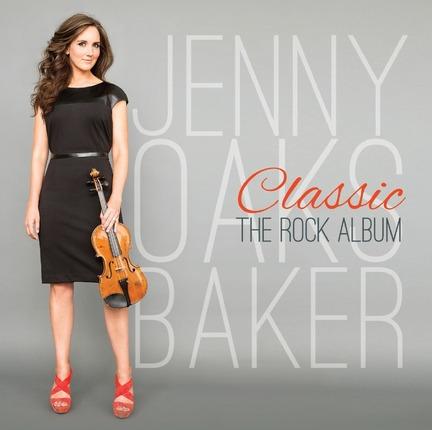 Jenny oaks baker classic rock album