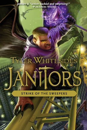 Janitors strike of the sweepers