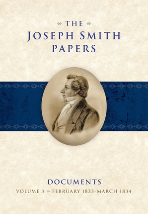 Joseph Smith Papers, Documents, Vol. 3