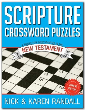 graphic regarding Printable Bible Crossword Puzzles With Scripture References named Scripture Crossword Puzzles: Fresh new Testomony - Deseret E-book