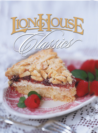 Lion House Classics Cookbook (25th Anniversary Edition)