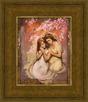 Comforting Angel (12x14 Framed Art)