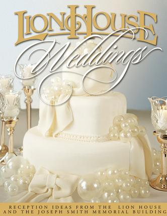 Lion house weddings