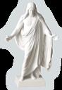 Marble Christus Statue