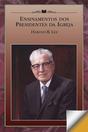 Ensinamentos dos Presidentes da Igreja: Harold B. Lee (Portuguese)
