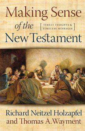 Make Sense of the New Testament