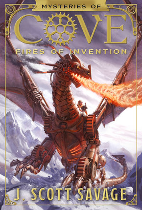 Mysteries of Cove, Vol. 1: Fires of Invention