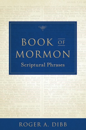 Bk mormon scriptural phrases