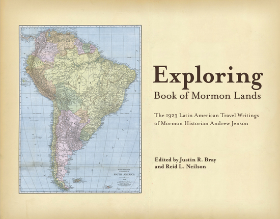 Exploring book mormon lands