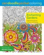 Zendoodle Pocket Coloring: Enchanting Garden