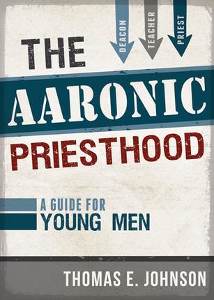 Aaronic priesthood 9781462116898