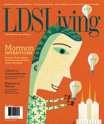 LDS Living Magazine: May/June 2016