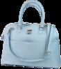 Jennifer Sky Blue Temple Bag