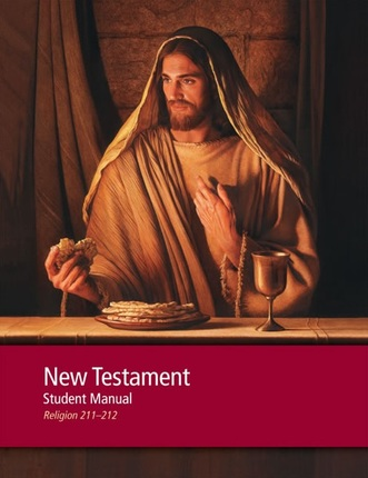 Image result for lds student manual new testament
