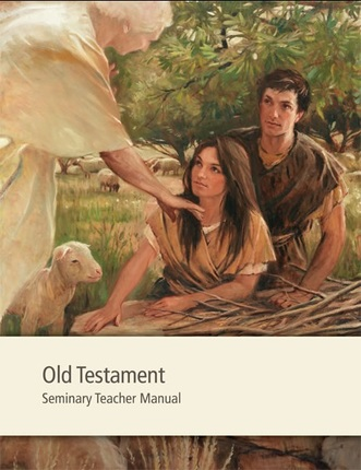 Old testament study guide for home-study seminary students.