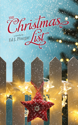The christmas list cover