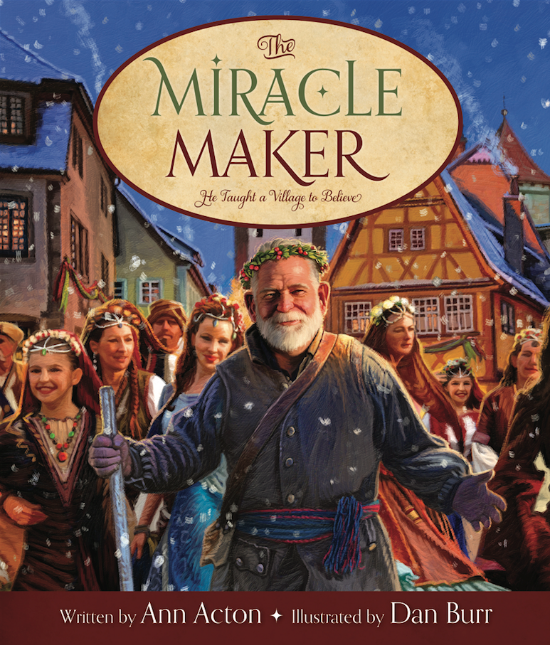 The miracle maker hc