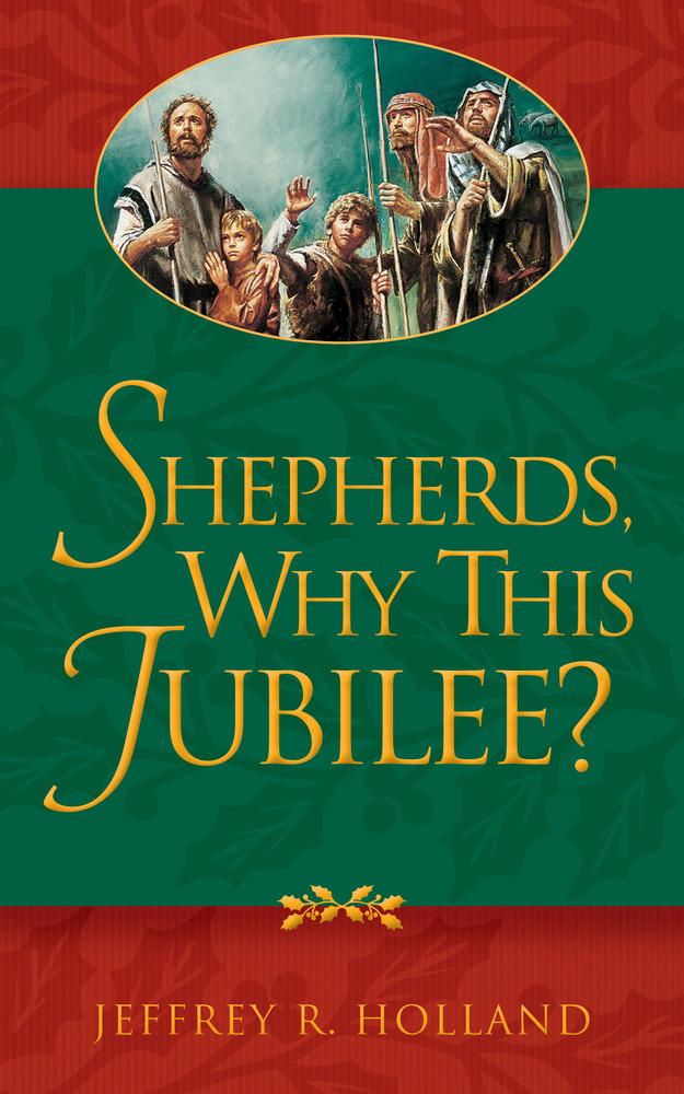 Shepherds why this jubilee pb