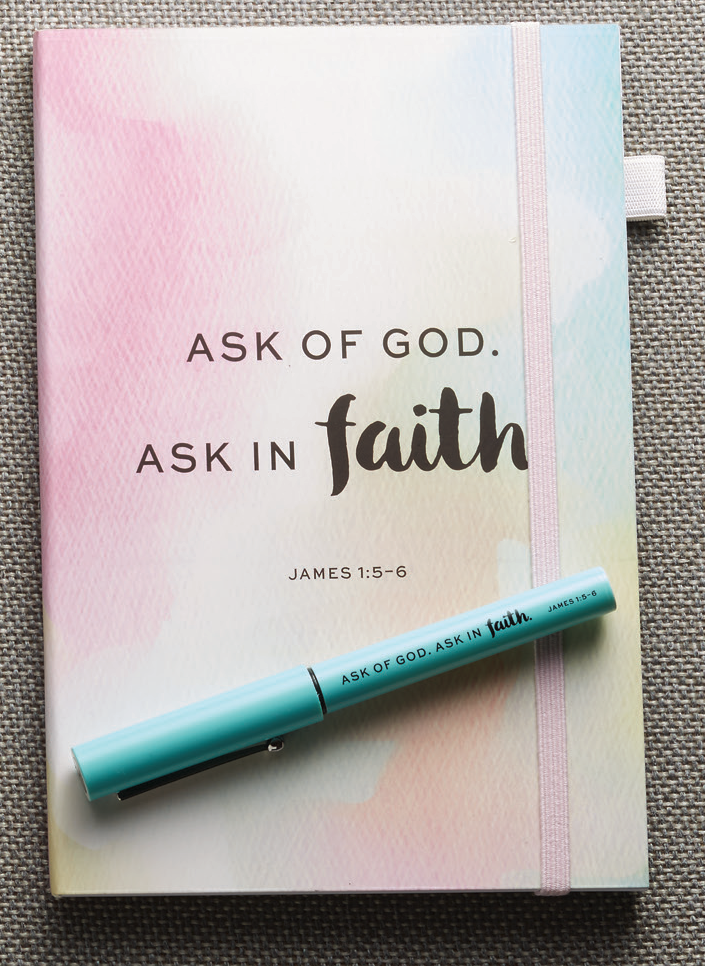 Ask of God 2017 Youth Theme Journal - Deseret Book