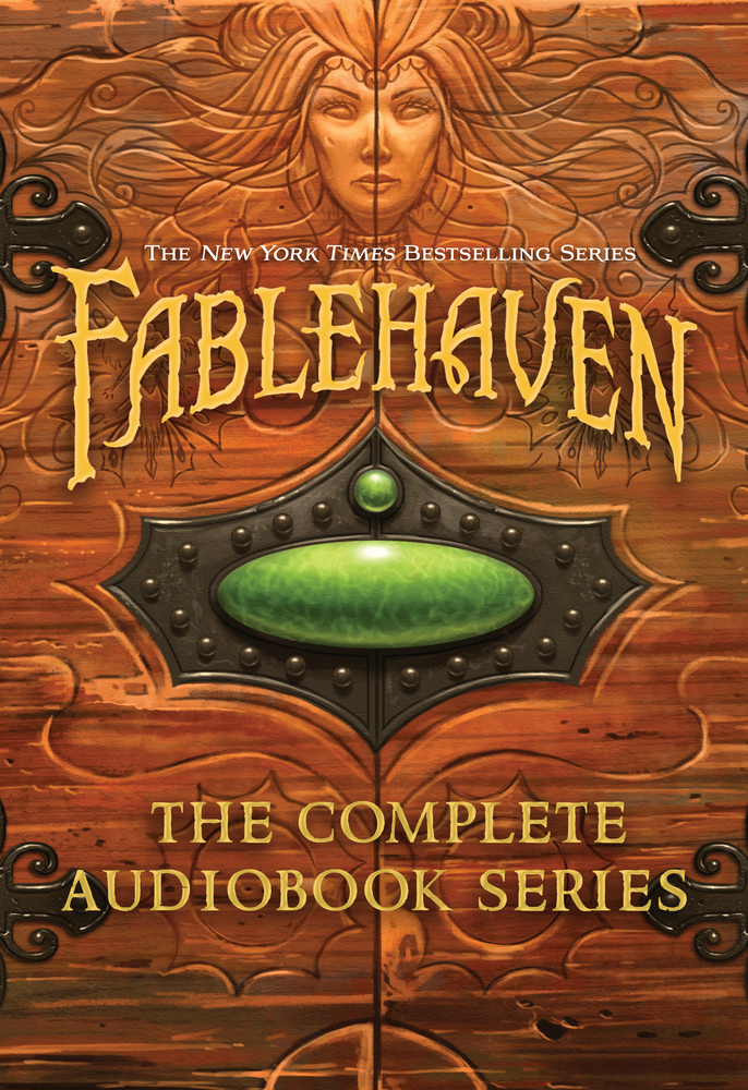 Fablehaven complete audiobook series