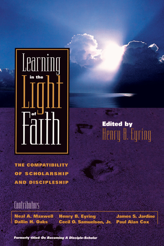 Learning light of faith