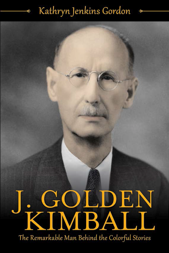 J golden kimball