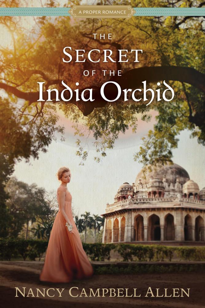 Secret india orchid