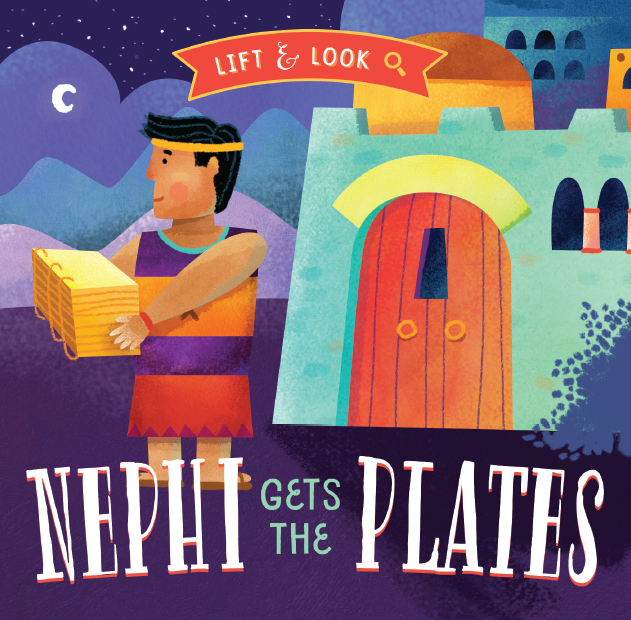 Nephi gets the plates