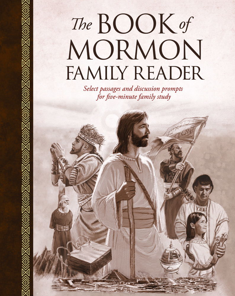 Book of Mormon Family Reader