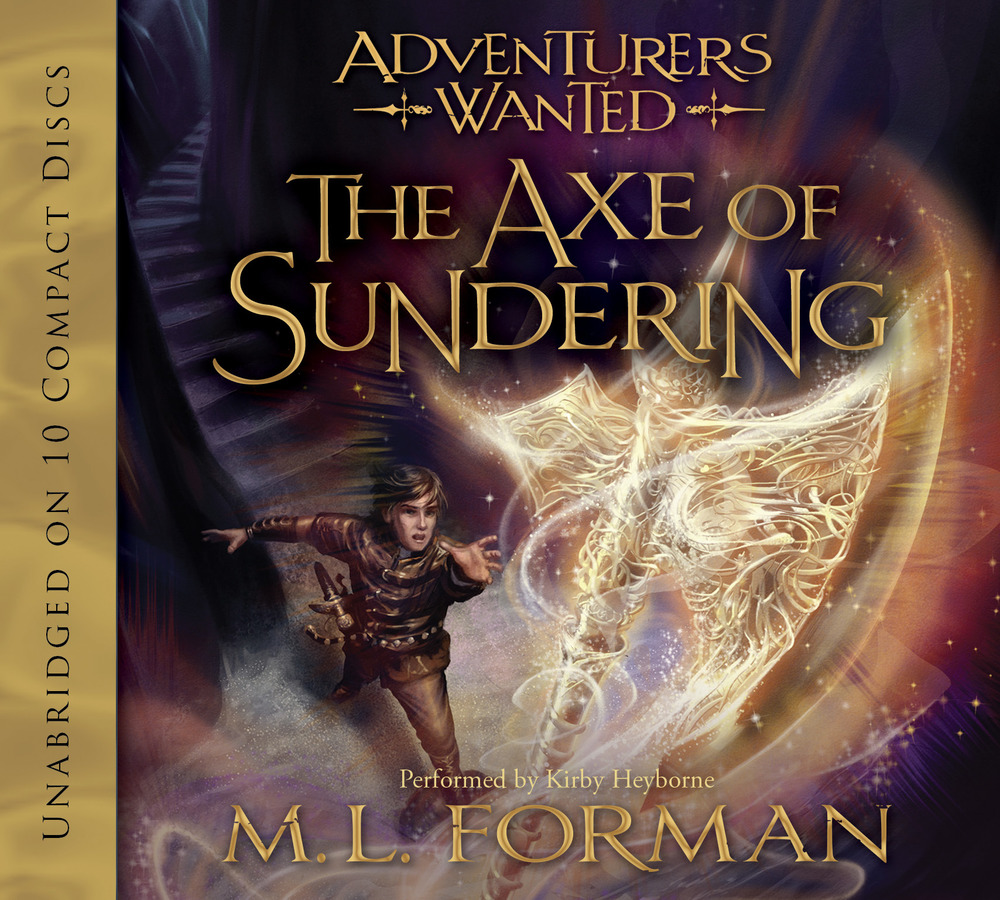 Adventurers Wanted Book 5 The Axe Of Sundering Deseret