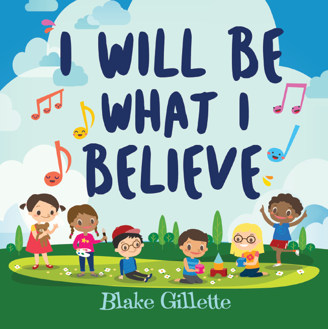 I will be what i believe cd
